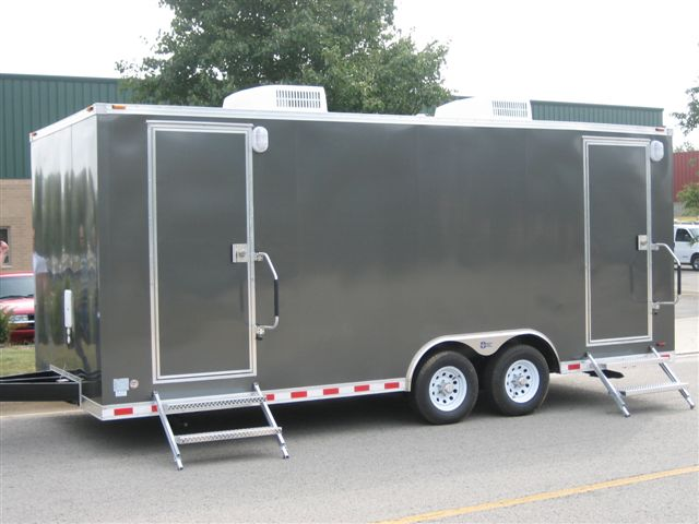 South Carolina Restroom Trailer Rentals Thompson Rental